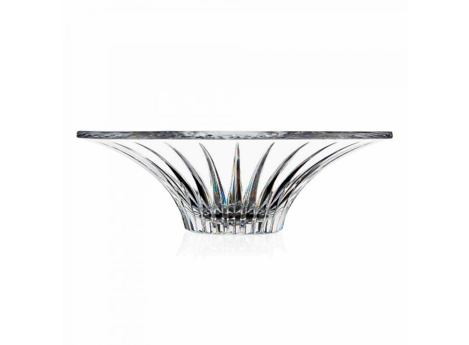 2 Centre de table Ultraclear Superior Sound Glass Luxe et design - Senzatempo