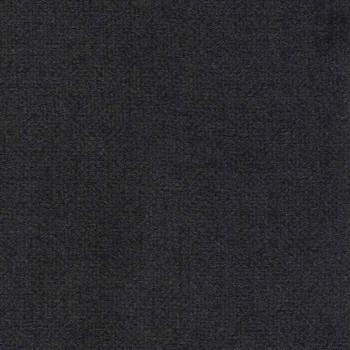 2 fauteuils de salon élégants en tissu coloré et métal noir - Duchesse