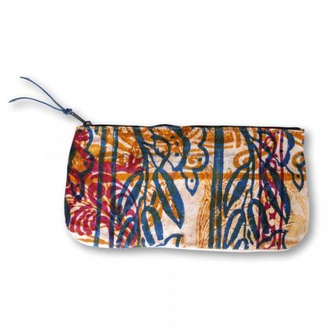 3 pochettes en coton de haute qualité fabriquées à la main - Viadurini par Marchi