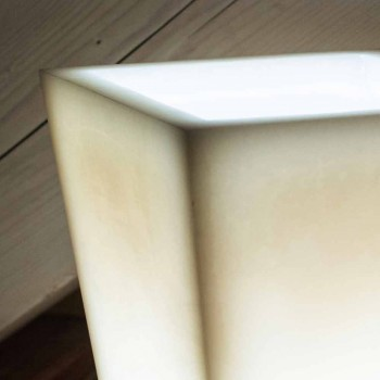 Abat-jour en cire parfumée Effet rayé Design Made in Italy - Monia