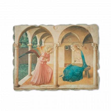 Fresque L'Annonciation du couvent San Marco de Fra Angelico