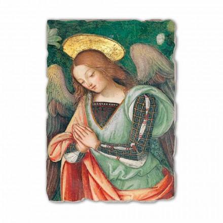 Fresque Natività de Pinturicchio (détail de l'Ange)