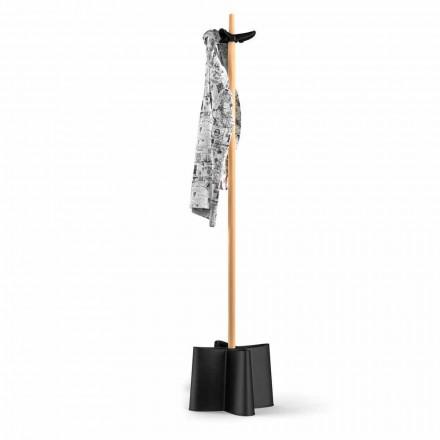 Porte manteau et parapluie Nurri, en polypropylène, de design moderne