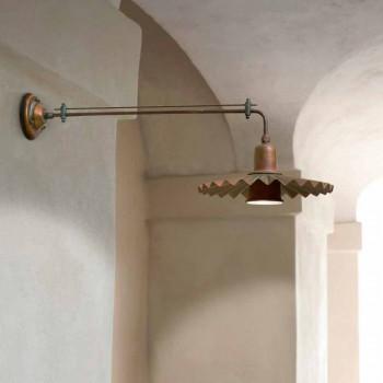 Mur ligne de design moderne Civetta par Aldo Bernardi