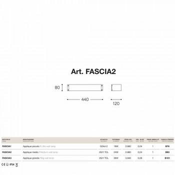 Moyen d'appliques de mode est le cuivre et le méthacrylate