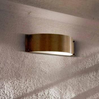 Appliques de mode petite cuivre et méthacrylate blanc