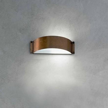 Applique moderne en cuivre et méthacrylate Fashion