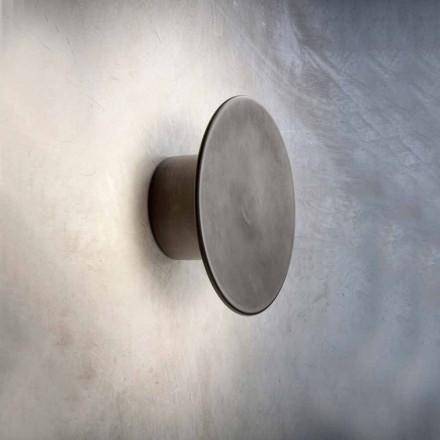 Applique d' Extérieur Moderne en Cuivre Made in Italy – Pasdedeux Aldo Bernardi