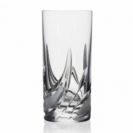 Verre à cocktail Highball Tumbler High Crystal, 12 pièces - Avent