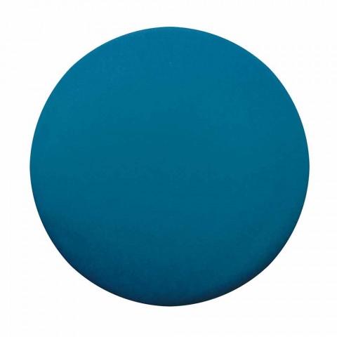 Bidet suspendu au design moderne en céramique colorée fabriqué en Italie - Lauretta