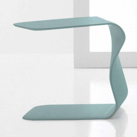 Bonaldo Duffy table basse en polyuréthane laqué 48x60 faite en Italie