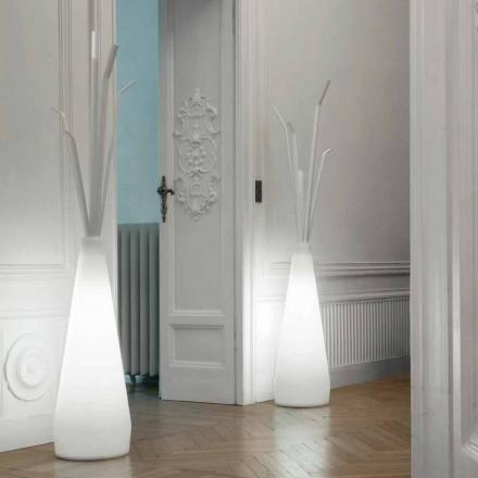 Bonaldo Kadou portemanteau avec lumière polyéthylène fait en Italie