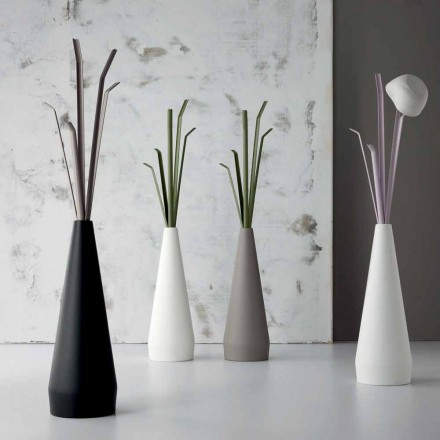 Bonaldo Kadou portemanteau de design italien en polyéthylène et acier
