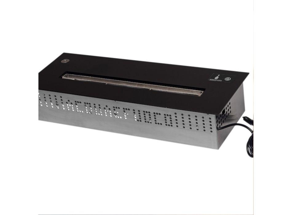Linéaire bioéthanol électronique de puissance du brûleur 3,6kW Aron 60
