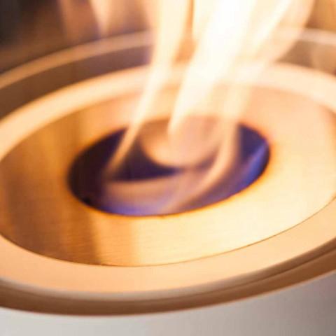 Bioéthanol de brûleur circulaire en retrait manuel Griff 4