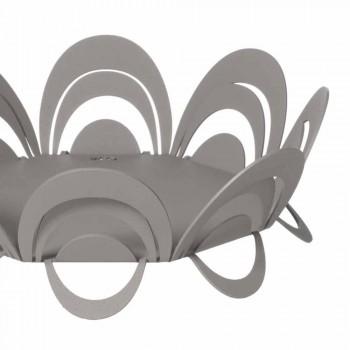 Centre de table moderne et porte-fruits fait à la main, fabriqué en Italie - Futti