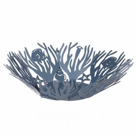 Grande pièce maîtresse avec des coraux de fer fabriqués à la main Made in Italy - Maste