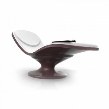 Chaise Longue Design Moderne Sightly Made in Italy