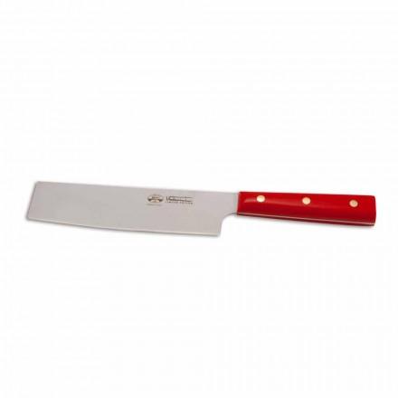 Couteau à légumes en acier inoxydable, Berti exclusif pour Viadurini-Binago