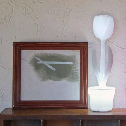 Composition 4 Lampes de Bureau Led Design Moderne - Tulipe - Myyour
