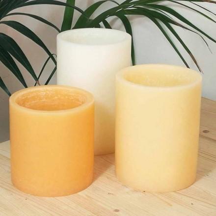 Composition de lanternes parfumées avec bougie Made in Italy 3 pièces - Terna