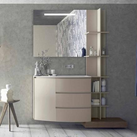Composition de meubles pour la salle de bain de design moderne - Callisi13
