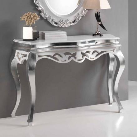 Table console en bois design classique Creti