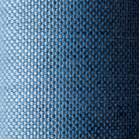 Canapé d'extérieur 2 places en tissu et métal Design Made in Italy - Selia