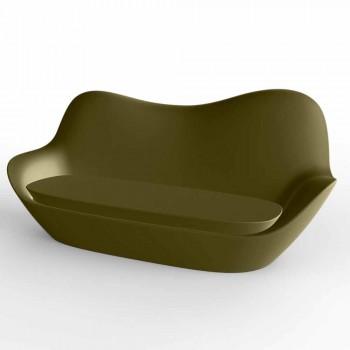 Canapé de jardin design moderne en polyéthylène Sabinas by Vondom