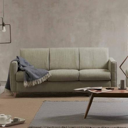 Canapé-lit de design moderne en tissu fait en Italie Filippo