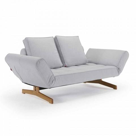 Canapé-lit rembourré design Ghia by Innovation