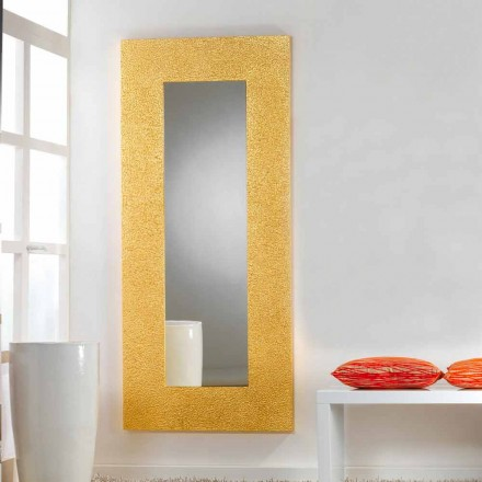 Grand miroir de sol/mural de design moderne Viti, 78x178 cm