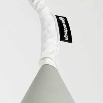 Applique design In-es.artdesign Jazz Cement peint
