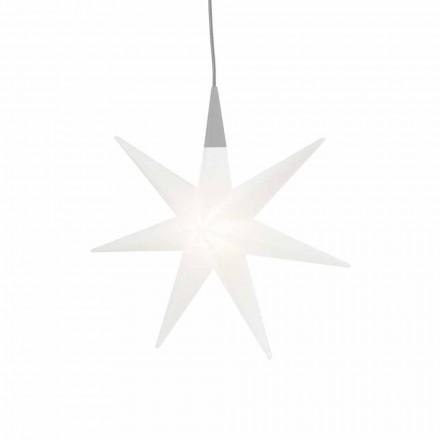 Lampe à Suspension Intérieur Led Design Moderne, Star - Pandistar