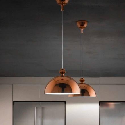 I Lustri 8, suspension de design moderne par Aldo Bernardi