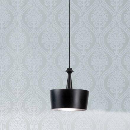 Suspension de design moderne I Lustri 6 par Aldo Bernardi