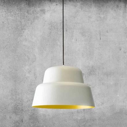 Lampe à Suspension en Aluminium Moderne – Cappadocia Aldo Bernardi