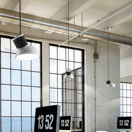 Suspension de design moderne I Lustri 10 par Aldo Bernardi