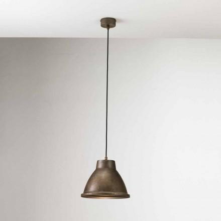 Lampe à suspension de style industrielle Loft Petite Il Fanale
