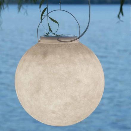 Suspension extérieure In-es.artdesign Luna Out in nebulite