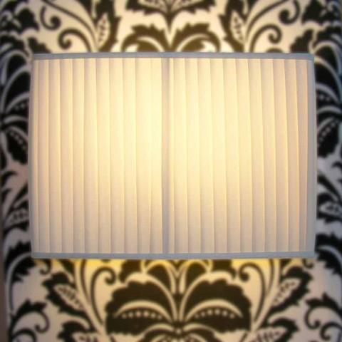Applique au design moderne avec 2 lumières Bamboo