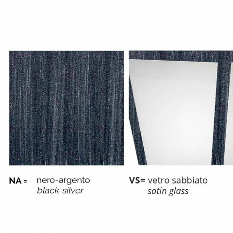 Applique extérieure en aluminium fabriquée en Italie, Aquilina