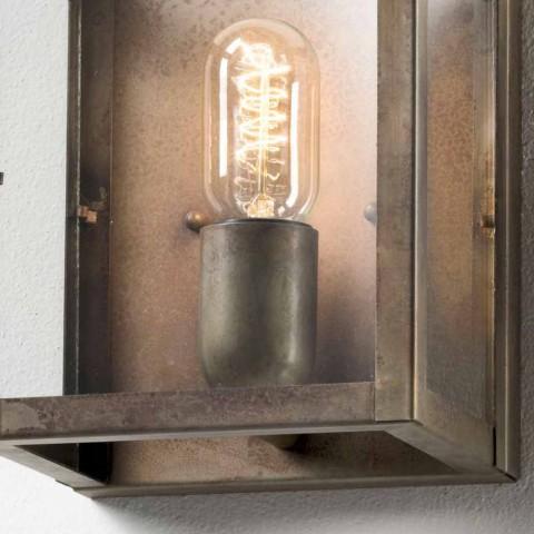 Fer style industriel de la lampe murale London Il Fanale