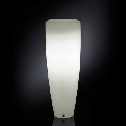 Lampadaire de design Obice Small en Ldpe pour l'extérieur