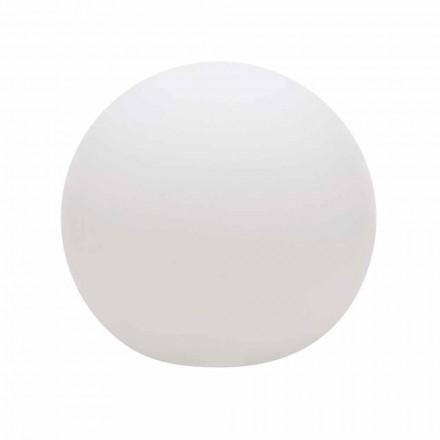 Lampadaire Sphere au design moderne et coloré, différentes tailles - Globostar