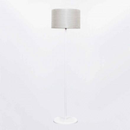 Lampe du sol design moderne produit italien, diamètre 45Cm, Debby