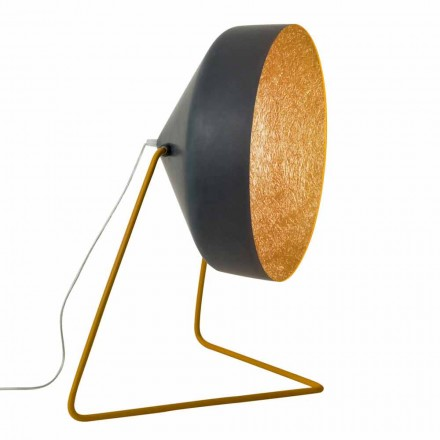 Lampadaire design In-es.artdesign Cyrcus F Resin tableau noir
