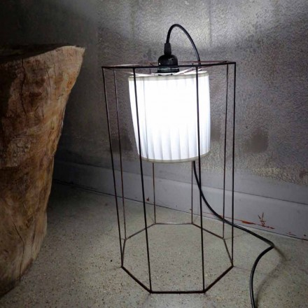 Lampe de sol/suspension de design moderne Cigno