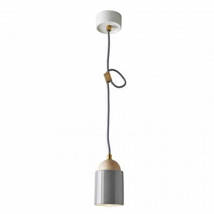 Viadurini Lighting Lampe Suspension Moderne Luminaires