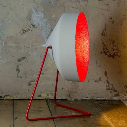 Lampadaire design In-es.artdesign Cyrcus F Béton peint
